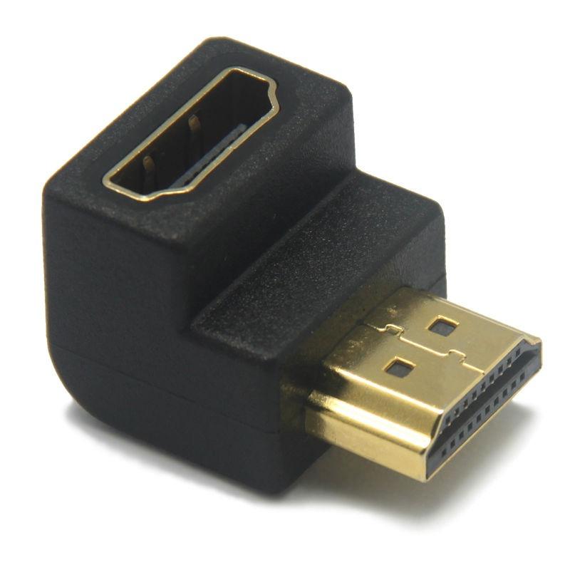 540147e1e9109 CONECTOR ADAPTADOR HDMI M H 90 GRADOS - PC Prime